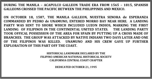 Image result for filipinos morro bay